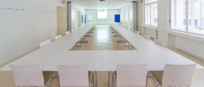 Seminarraum 1+ 2 Uform