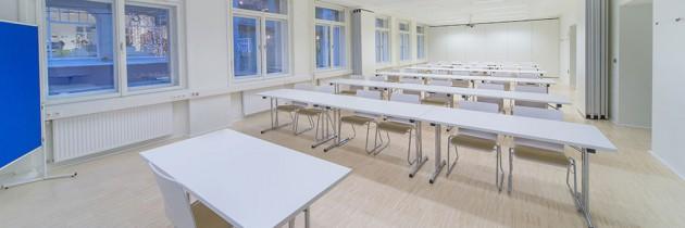 Seminarraum 2 + 3 Schule