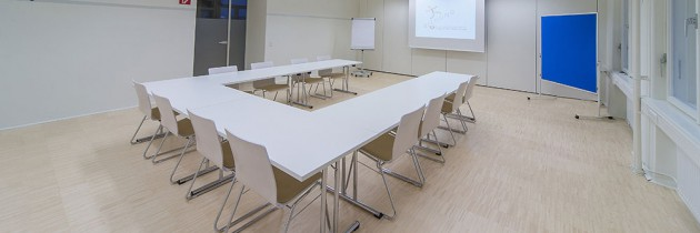 Seminarraum 2 U-Form